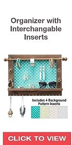 Interchangable Inserts