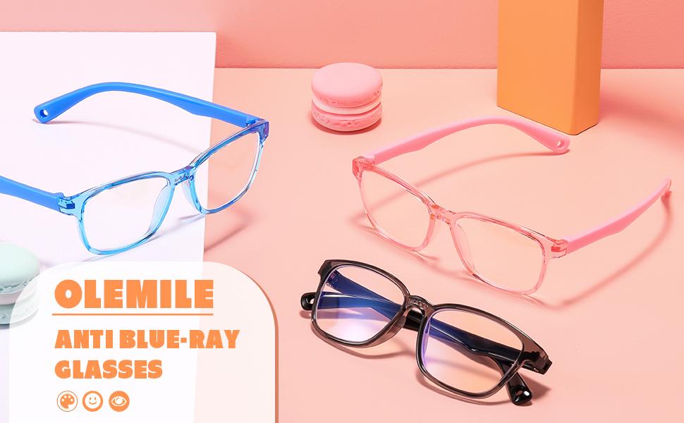 Anti Blu- Ray Glassess