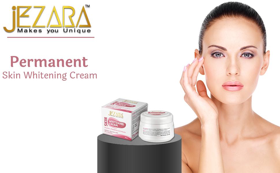 jezara skin whiting cream permanent for men women girls all skin