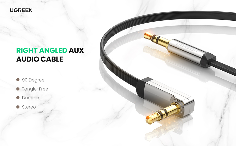 3.5mm to 3.5mm stereo jack audio cable