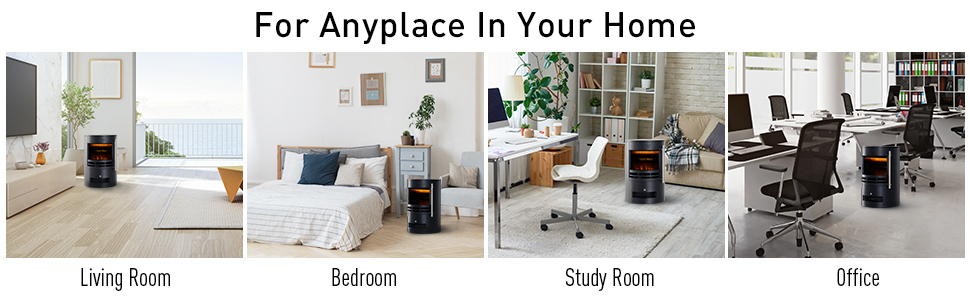 for anyplace in your home