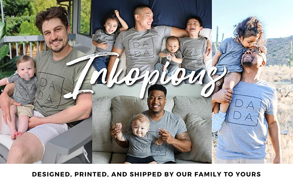 Inkopious Family Shirts
