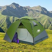 as a ventialtion tent