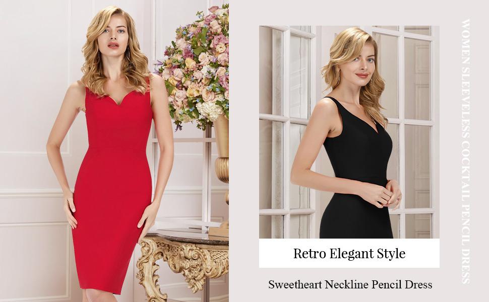 women summer slim dress