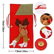 Christmas gift bags for kids
