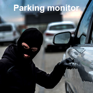 24 Hours Parking Monitoring