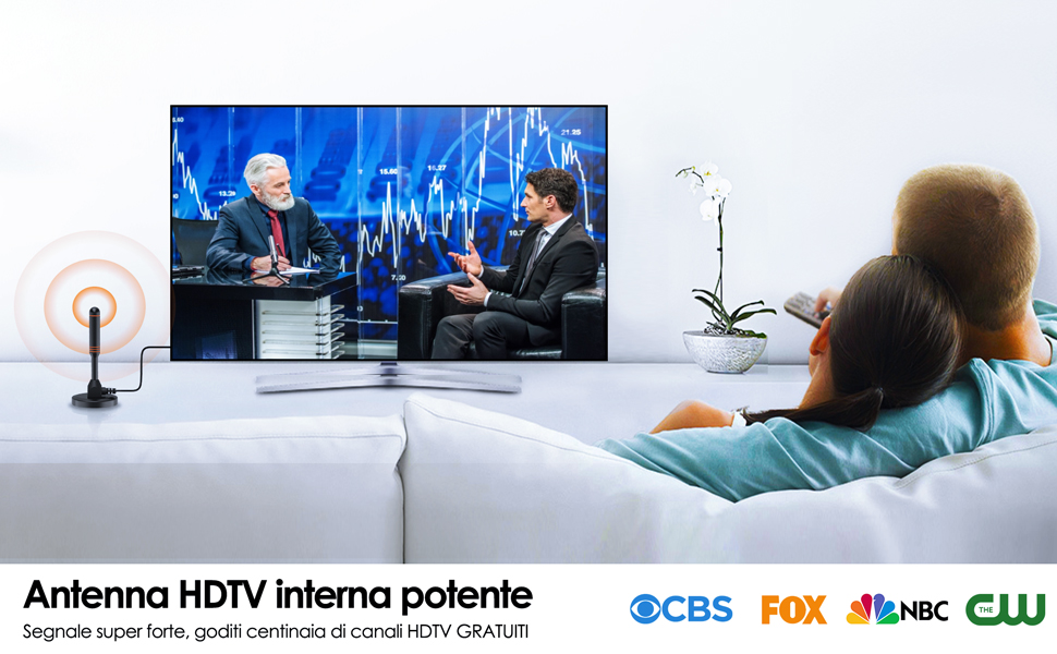 antenna tv interna