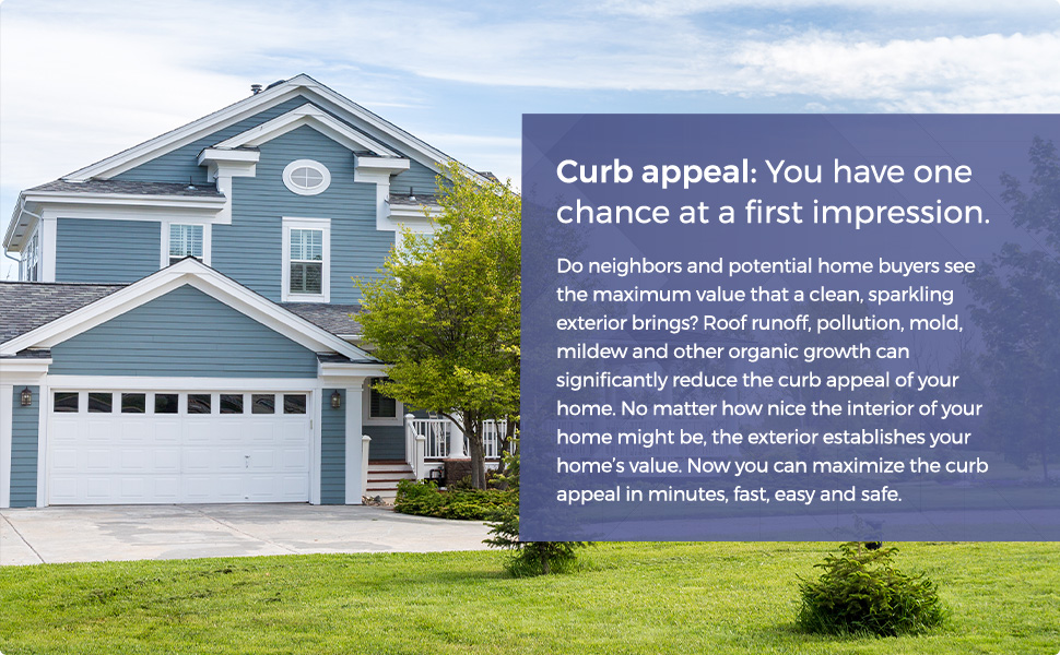 curb appeal home value so pretty valuable exterior cleaned cleaning
