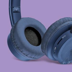 FINGERS Rock-n-Roll Headset in blue color