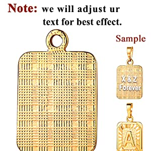 Customize Engrave Service