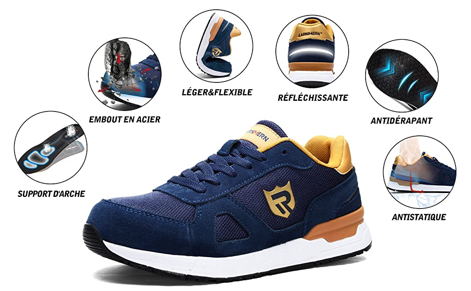 chaussures securite