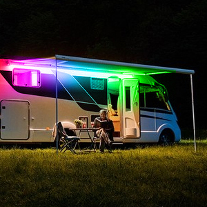 Fantastic camping experience