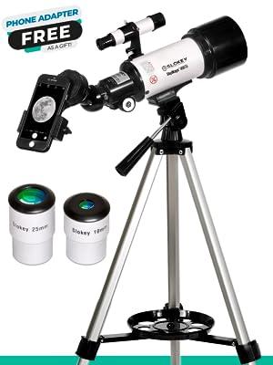 professional telescope