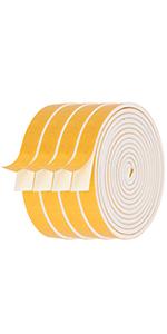 foam strip,foam strip with adhesive,foam stripping,foam weather stripping,foam weatherstrip door
