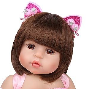 realistic reborn baby dolls