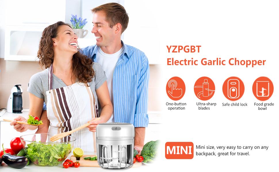 garlic machine