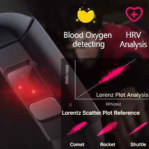 blood oxygen hrv watch