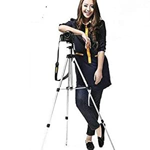 camera tripod stand for mobile video shooting under 1000 Light weight Strong & durable high quality