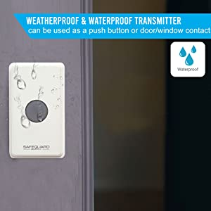 wireless doorbell house