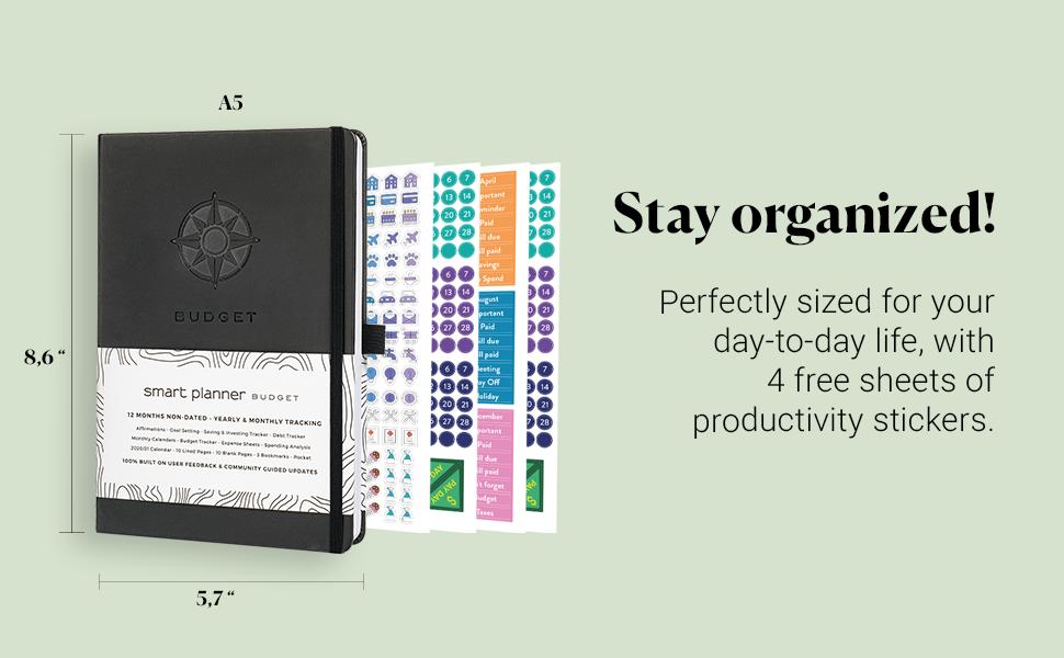smart planner budget