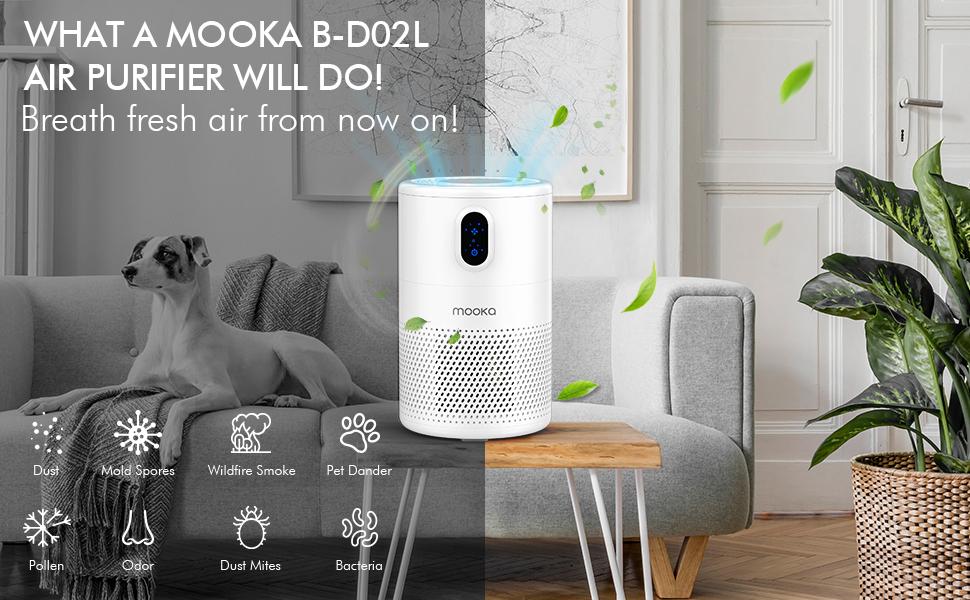 MOOKA Air Cleaner