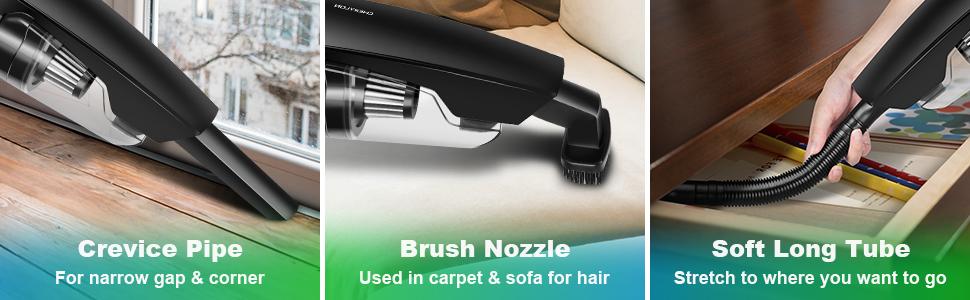 handheld vacuum cordless