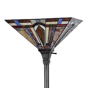 light off floor  lamp