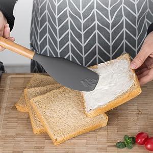 cooking utensil set silicone utensil set
