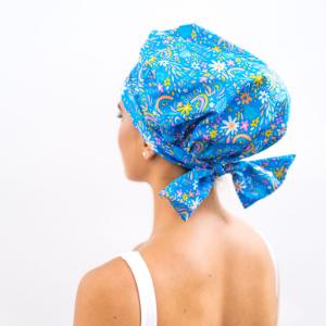 shower cap, shower cap for women, or hair cap, luxury, cute,  eco, shower caps, reusable, mom gift