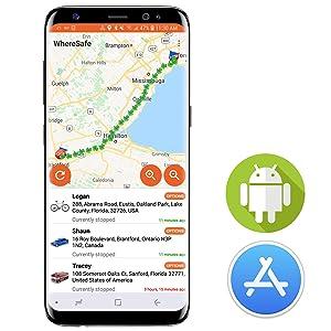 WhereSafe App