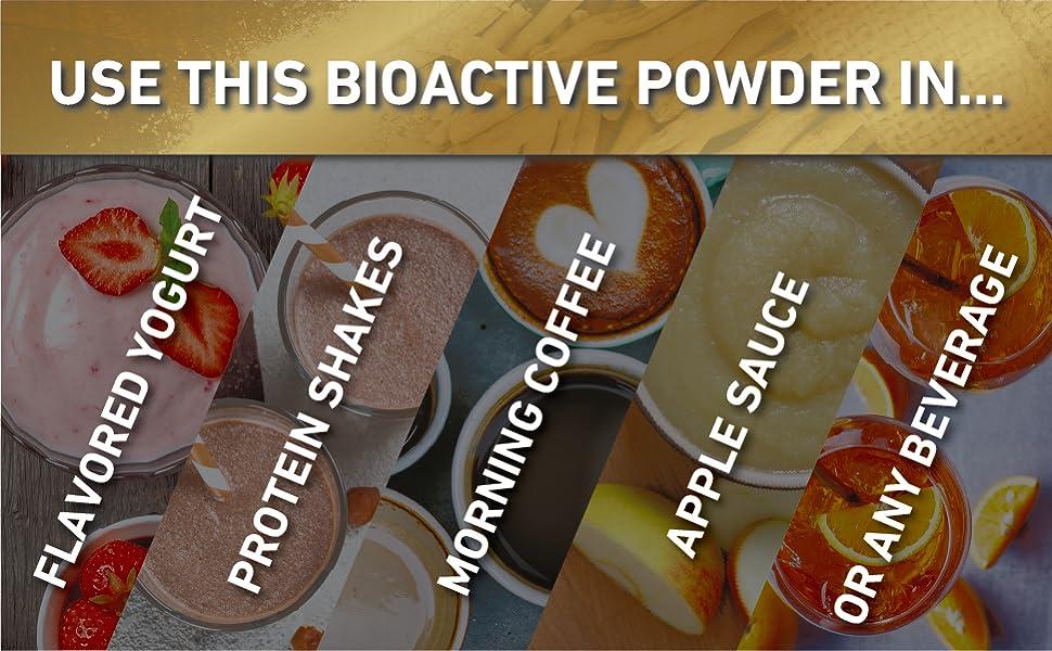 organic ashwagandha ashwagandha powder adrenal support smoothie additive
