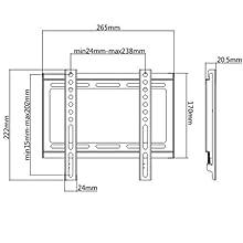 "VESA 200x200 32"" led tv stand"