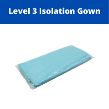 isolation gown, gown, cleanis  Disposable Isolation Gowns – Pack of 10 – Universal Size – Thumb Loops and Back Tie – Lightweight and Latex Free – By Cleanis 5800d30b 60ac 408c b2dd b1ad04b03e6e