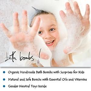 Bath Bombs Surprise