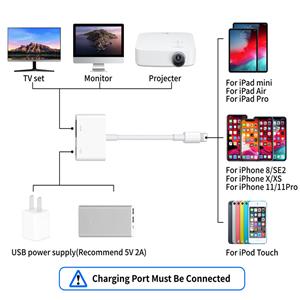 hdmi adapter apple macbook air TV