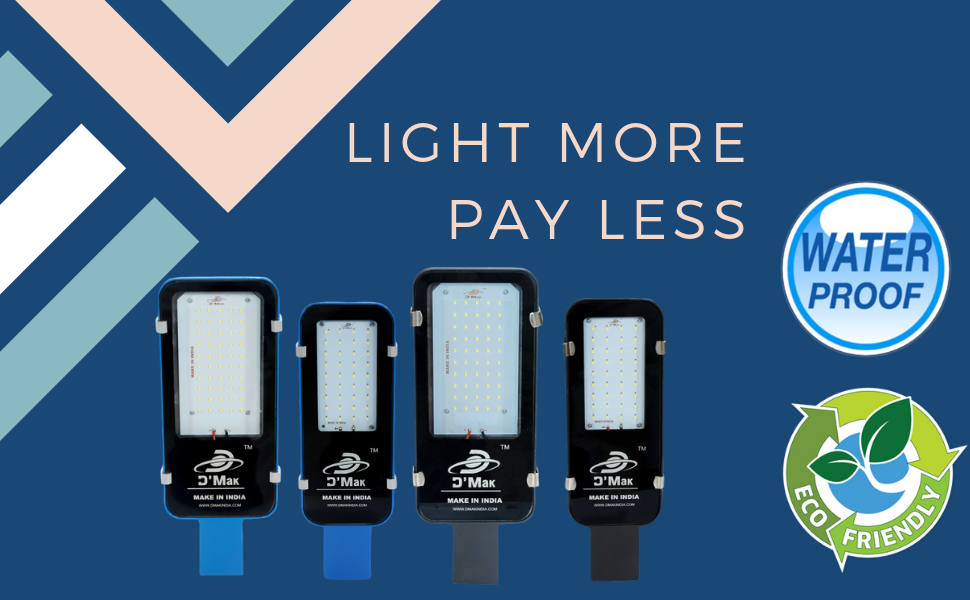 Light More Pay Less