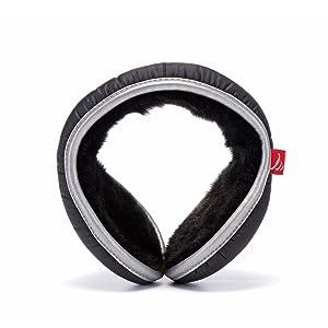 Ear muffs For Men Women Winter Ear Warmers Adjustable Waterproof Earmuffs Unisex Foldable Ear Cover