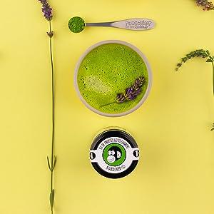 PureChimp matcha green tea traditional