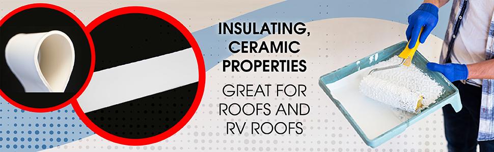 Insulating Ceramic Properties