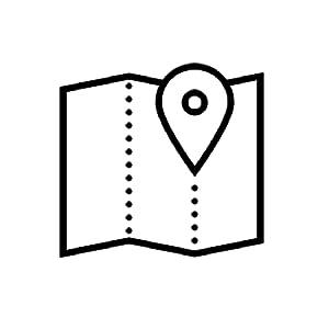 Navigation, Almo Dot, Alter Mobili, Parkplatz finden, Parkplatz suchen