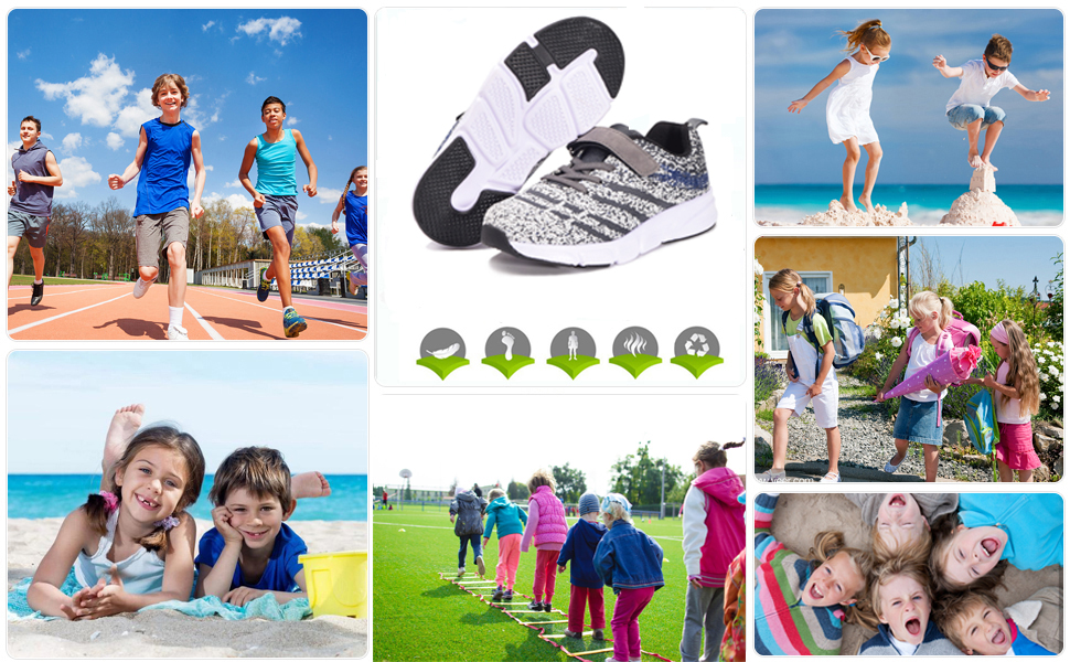 Zapatillas para Niños Niña Deporte