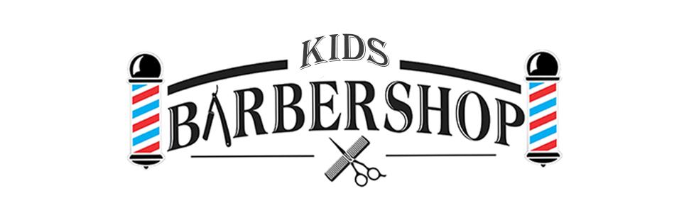 BNWT Barber Skater Ciseaux Rasoir Rasage Barbe Kids T-shirt 3-15 Ans