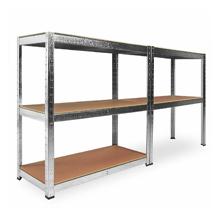 estanteria galvanizada horizontal