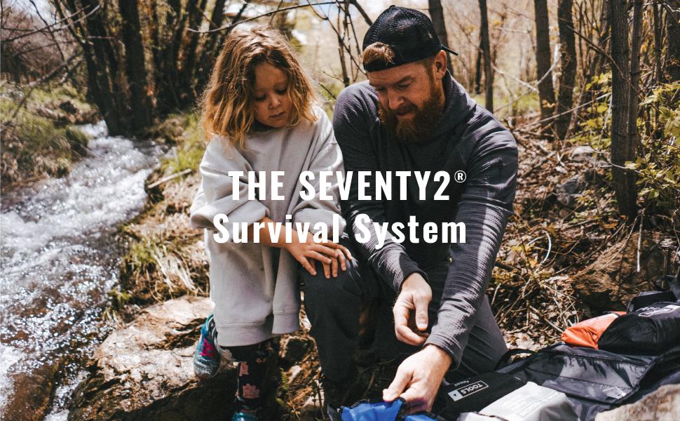 SEVENTY2 Survival System MAIN