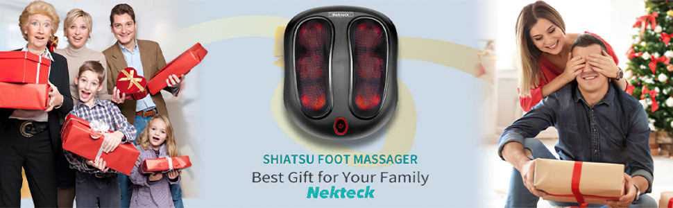 foot massager gift