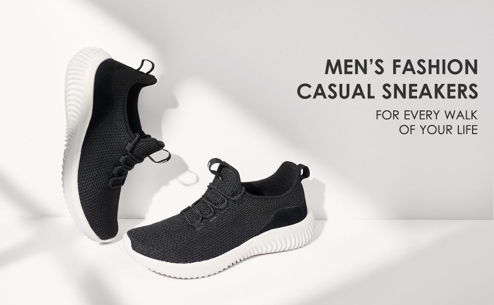 men walking shoes