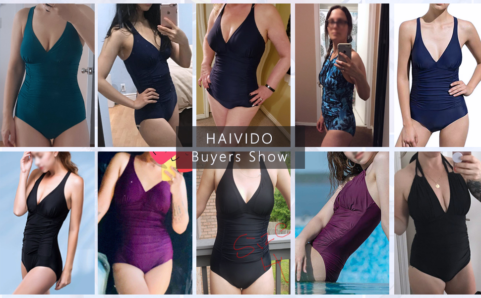 one piece swimsuits for women