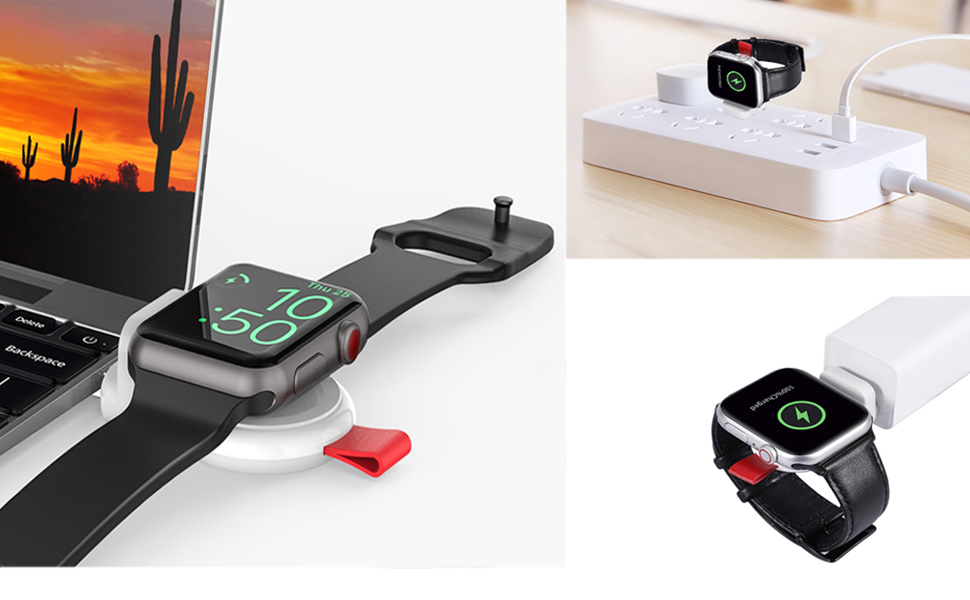 watch charging fast