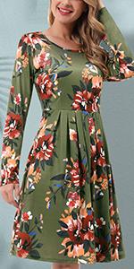 long sleeve dress for women