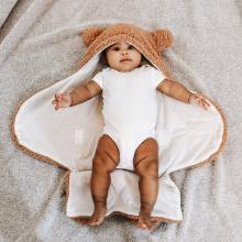 free animal bluemello pack apparel netural wrapper pajamas alternative babyclothesboy barefoot
